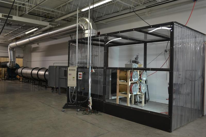 Lms Technologies Inc Testing Ducts